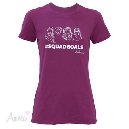 Squadgoals Lush T-shirt