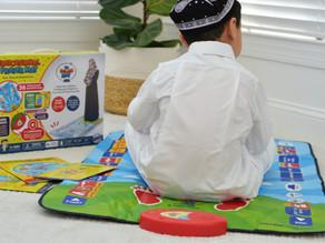 My Salat Mat: Interactive Kids Prayer Mat