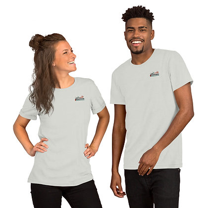 Palestine Corner Wings Back T-Shirt
