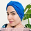 Thumbnail: Colbalt Blue Swim-Workout Turban
