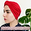 Thumbnail: Red Swim-Workout Turban