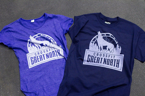 CrossFit Great North Triblend T-shirt