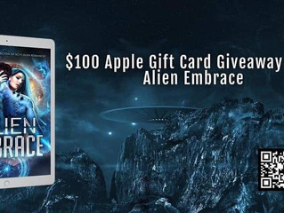 $100 Apple Card Giveaway!