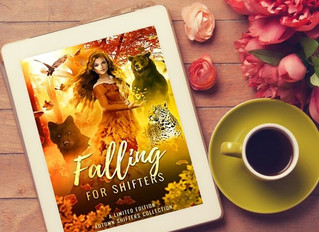 🍁Falling For Shifters🍁