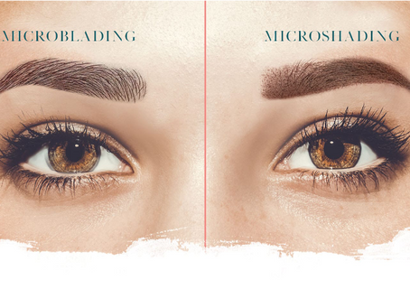What makes Microshading different from Microblading?