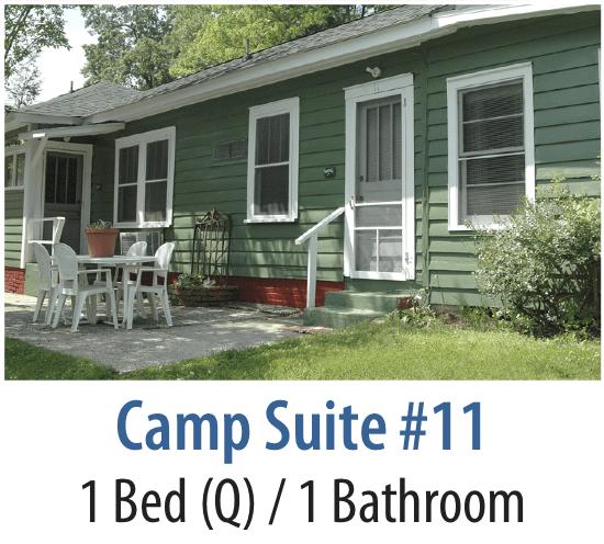 Camp Suite 11