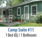 Camp Suite #11 Vacation Rental