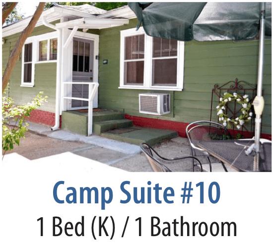 Camp Suite 10