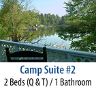 Camp Suite #2 Vacation Rental