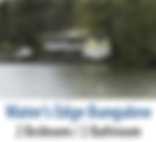 Water's Edge Bunglow Vacation Rental