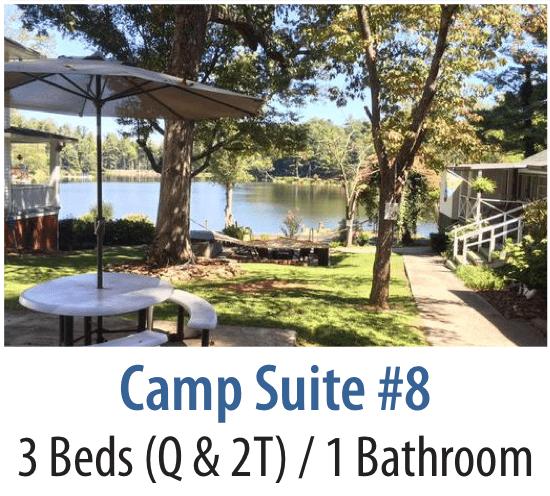 Camp Suite 8
