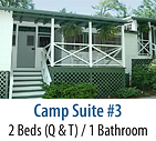 Camp Suite #3 Vacation Rental