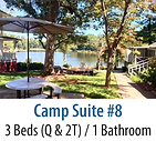 Camp Suite #8 Vacation Rental