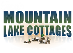 Mtn Lake Cottages Logo