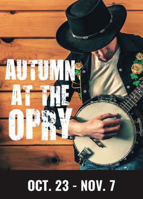 Autumn at the Opry