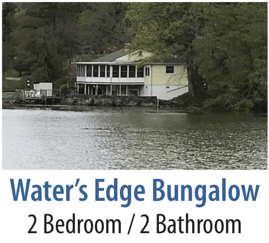 Water's Edge Bungalow