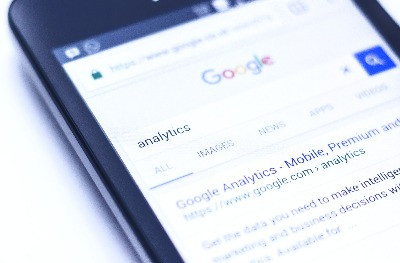 Google zoekopdracht
