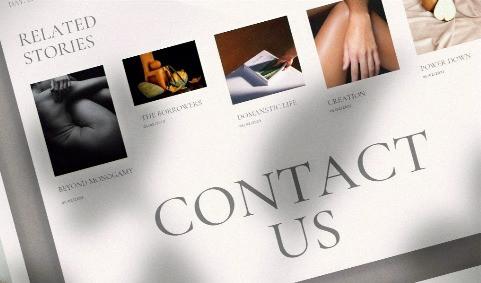 Missende contactinformatie