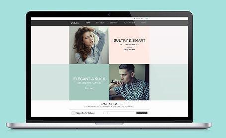 Een nieuwe website