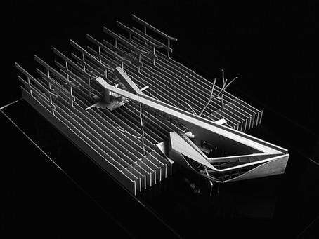 Proyecto para el Concurso de Ideas Puente Peatonal Aeroparque AA2000