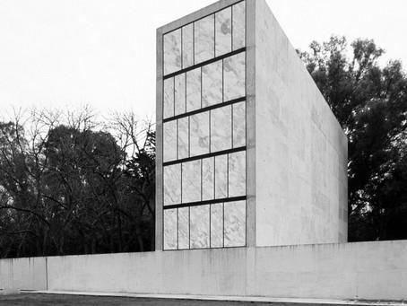 Más allá de la tercera posición. Mausoleo de Perón en San Vicente