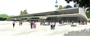 Parque de la Ciudad (PRIMER PREMIO)