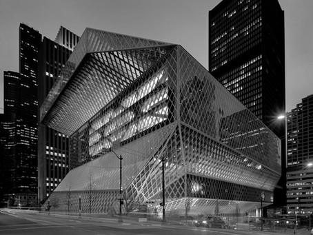 No exactamente arquitectura. Rem Koolhaas y la geometría de las palabras