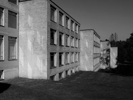 Escuela de los Sindicatos Alemanes de Hannes Meyer y Hans Wittwer, 1928