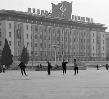 Ciudad Juché. Corea del Norte y el ciclo de la arquitectura moderna