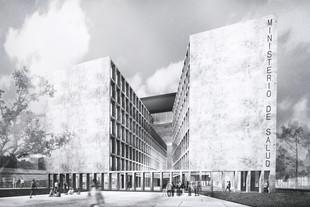 Nueva sede del Ministerio de Salud
