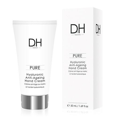Dr H Hyaluronic Acid Anti-Ageing Hand Cream 50ml