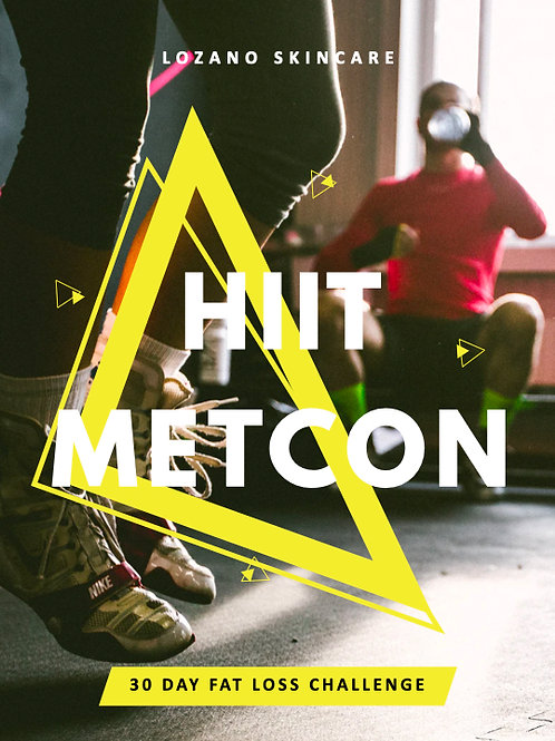 METCON: 30 Day Fat Loss Challenge