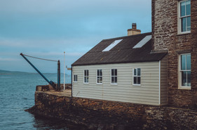 Boathouse in Stromness