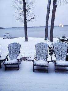 Winter heaven for CR Plastic Furniture