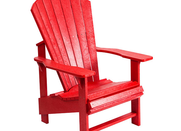 C03 UPRIGHT ADIRONDACK CHAIR