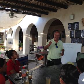 Restaurante La Generala Todos Santos B.C.S.