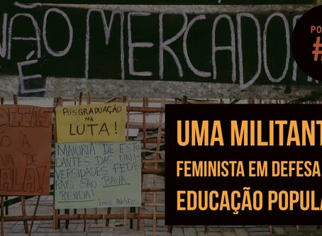 Denise Carreira: Uma militante feminista em defesa da educação popular