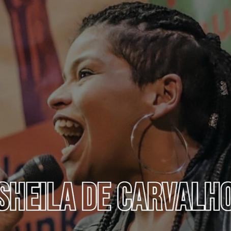 Sheila de Carvalho: Levando ao mundo o olhar do Sul