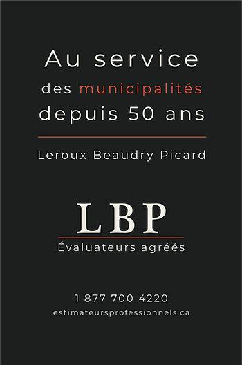Logo LBP Évaluateurs agréés