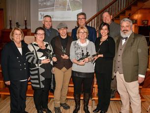 Prix du patrimoine - La MRC des Maskoutains récompense ses lauréats
