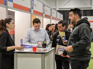 Journée de l'emploi 2019 - Les chercheurs d'emploi étaient au rendez-vous à Saint-Hyacinthe!