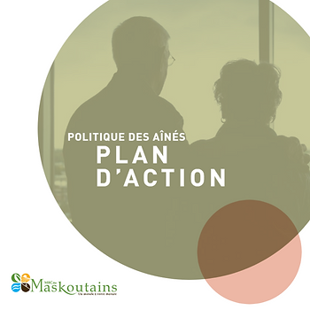 Politique des aînés - Plan d'action - MRC des Maskoutains
