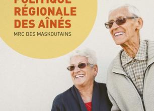 La MRC des Maskoutains reconnaît la contribution des aînés