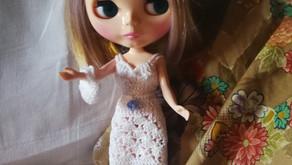 Premier ensemble pour ma poupée Blythe