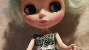 Les habits de la poupée Blythe