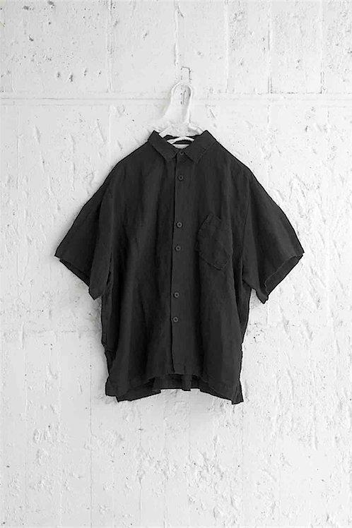 linen big shirt