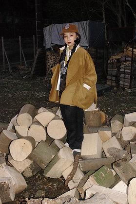 【予約商品】corduroy coat