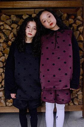 【予約商品】metelassé pullover vest