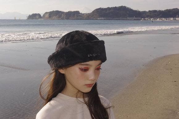 【予約商品】fur sailor hat