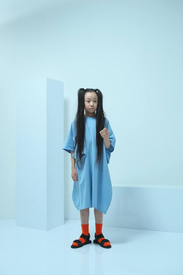 ◯△ long dress